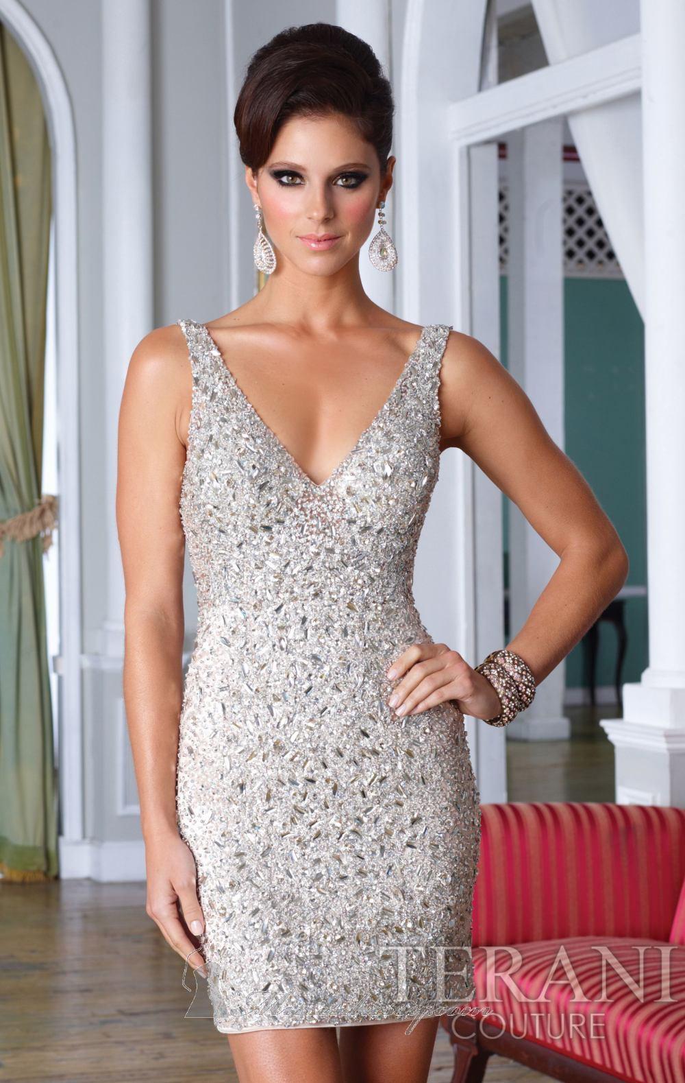 Terani Couture C1282